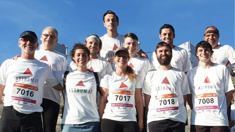 Team des B2Run 2019